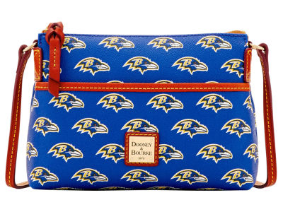 Baltimore Ravens Dooney & Bourke Ginger Crossbody