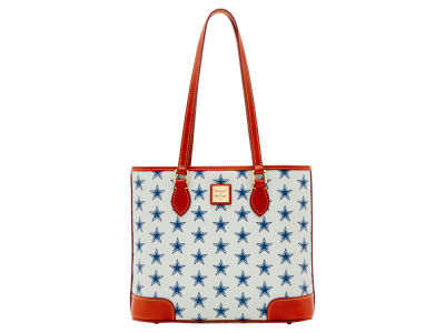Dallas Cowboys Dooney & Bourke Richmond Shopper
