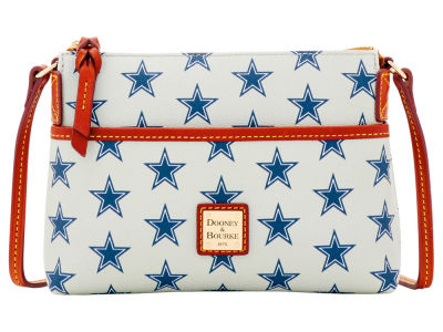 Dallas Cowboys Dooney & Bourke Ginger Crossbody