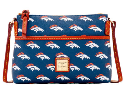 Denver Broncos Dooney & Bourke Ginger Crossbody