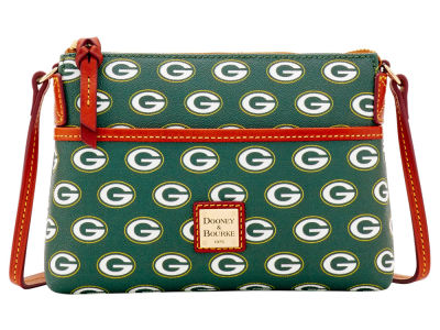 Green Bay Packers Dooney & Bourke Ginger Crossbody