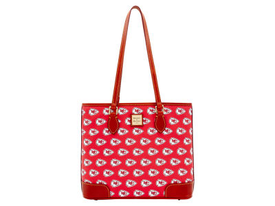 Kansas City Chiefs Dooney & Bourke Richmond Shopper