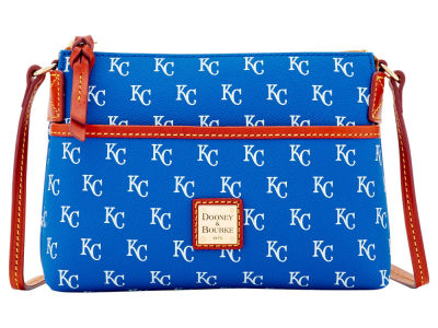 Kansas City Royals Dooney & Bourke Ginger Crossbody