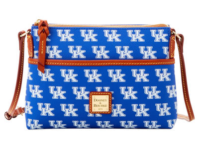 Kentucky Wildcats Dooney & Bourke Ginger Crossbody