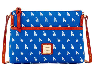 Los Angeles Dodgers Dooney & Bourke Ginger Crossbody