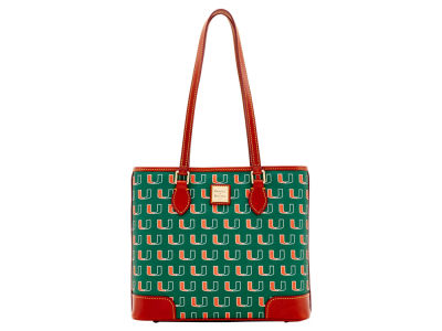 Miami Hurricanes Dooney & Bourke Richmond Shopper