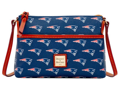 New England Patriots Dooney & Bourke Ginger Crossbody