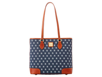 New York Yankees Dooney & Bourke Richmond Shopper