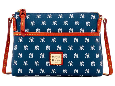 New York Yankees Dooney & Bourke Ginger Crossbody