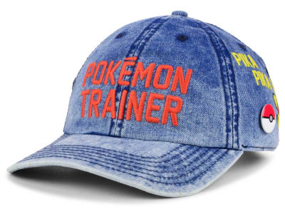 Pokemon Pokemon Trainer Dad Hat