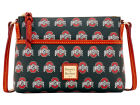 Ohio State Buckeyes Dooney & Bourke Ginger Crossbody Apparel & Accessories