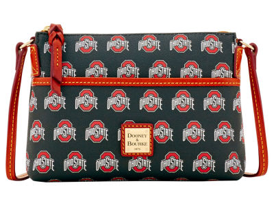 Ohio State Buckeyes Dooney & Bourke Ginger Crossbody