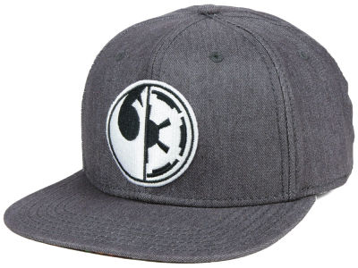 Star Wars Star Wars Half Patch Cap