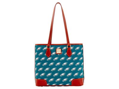 Philadelphia Eagles Dooney & Bourke Richmond Shopper