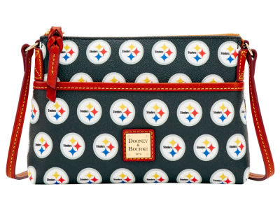 Pittsburgh Steelers Dooney & Bourke Ginger Crossbody