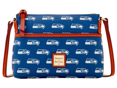 Seattle Seahawks Dooney & Bourke Ginger Crossbody