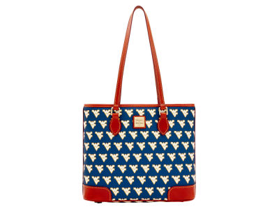 West Virginia Mountaineers Dooney & Bourke Richmond Shopper