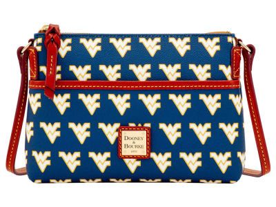 West Virginia Mountaineers Dooney & Bourke Ginger Crossbody