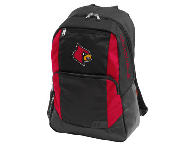 Louisville Cardinals Logo Brands Closer Backpack