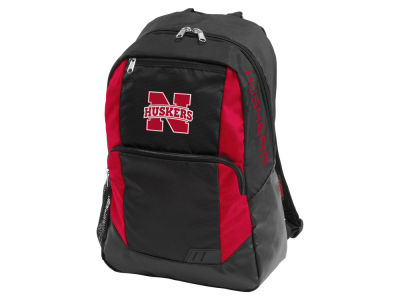 Nebraska Cornhuskers Logo Brands Closer Backpack