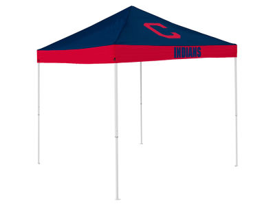 Cleveland Indians Logo Brands Economy Tent