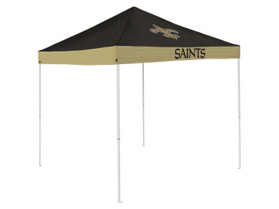 New Orleans Saints Logo Brands Economy Tent