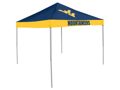 West Virginia Mountaineers Economy Tent V