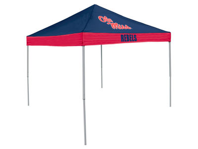 Ole Miss Rebels Logo Brands Economy Tent