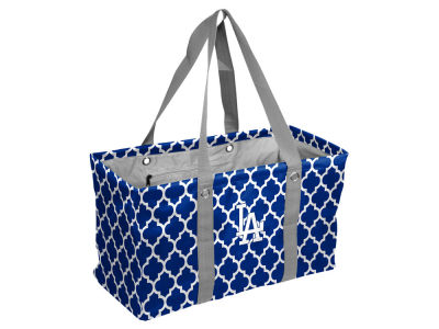 Los Angeles Dodgers Logo Brands Picnic Caddy