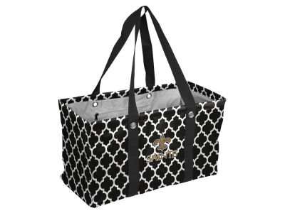 New Orleans Saints Logo Brands Picnic Caddy