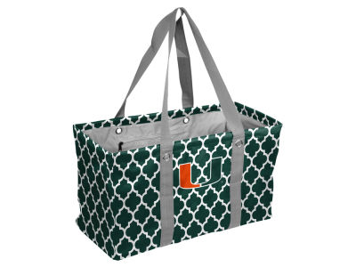 Miami Hurricanes Logo Brands Picnic Caddy