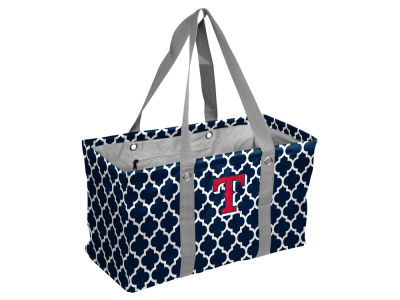 Texas Rangers Logo Brands Picnic Caddy