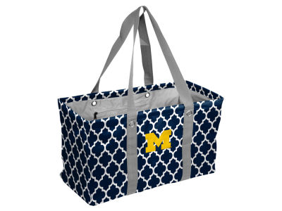 Michigan Wolverines Logo Brands Picnic Caddy