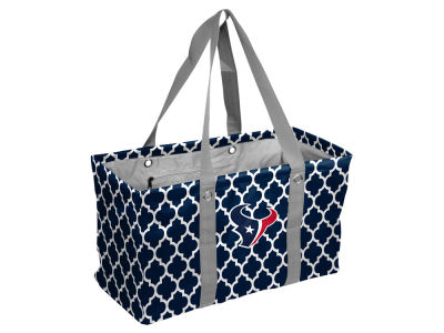 Houston Texans Logo Brands Picnic Caddy