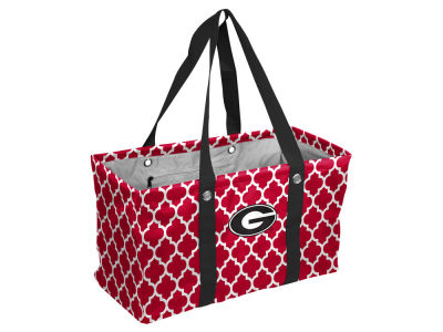 Georgia Bulldogs Picnic Caddy V