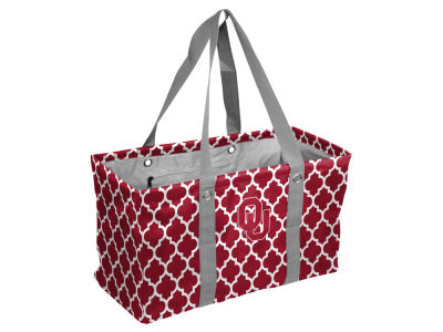 Oklahoma Sooners Logo Brands Picnic Caddy