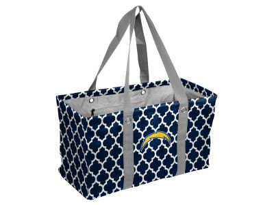 Los Angeles Chargers Logo Brands Picnic Caddy