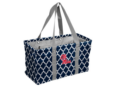 Ole Miss Rebels Logo Brands Picnic Caddy