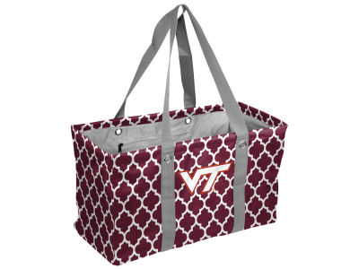 Virginia Tech Hokies Logo Brands Picnic Caddy