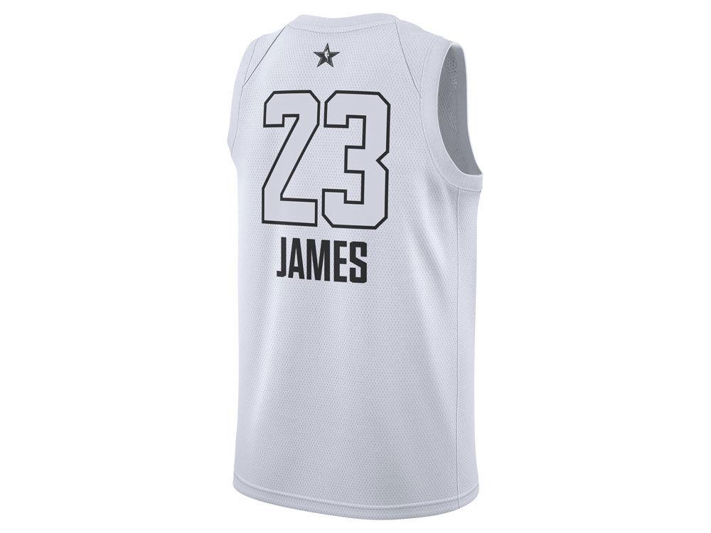 Cleveland Cavaliers LeBron James Nike 2018 NBA Men s All-Star Swingman  Jersey  488f80e71