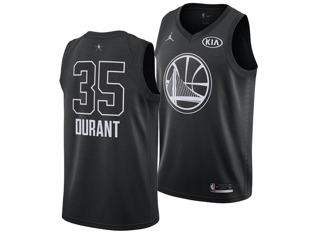 943a1ee54 Golden State Warriors Kevin Durant Nike 2018 NBA Men s All-Star Swingman  Jersey