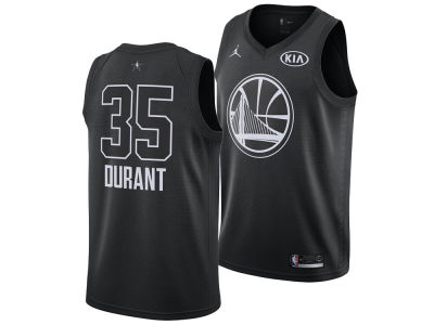 Golden State Warriors Kevin Durant Nike 2018 NBA Men's All-Star Swingman Jersey
