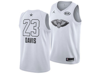 New Orleans Pelicans Anthony Davis Nike 2018 NBA Men's All-Star Swingman Jersey