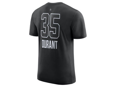 Golden State Warriors Kevin Durant Jordan 2018 NBA Men's All-Star Jordan Player T-Shirt