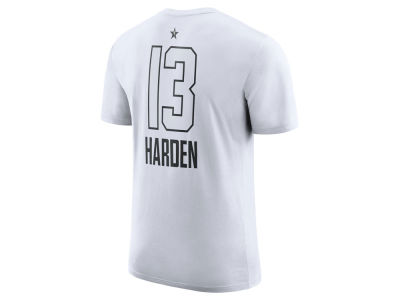 Houston Rockets James Harden Jordan 2018 NBA Men's All-Star Jordan Player T-Shirt
