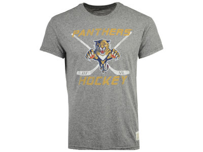 Florida Panthers Retro Brand NHL Men's Sticks Logo Victory T-Shirt