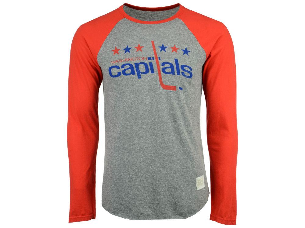 c114595dc62 canada washington capitals retro brand nhl mens reggie raglan long sleeve t  shirt lids a6d9e 51222
