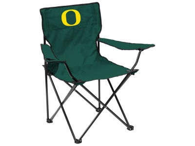 Oregon Ducks Logo Brands Quad Chair