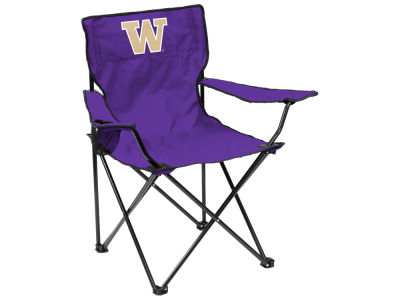 Washington Huskies Logo Brands Quad Chair