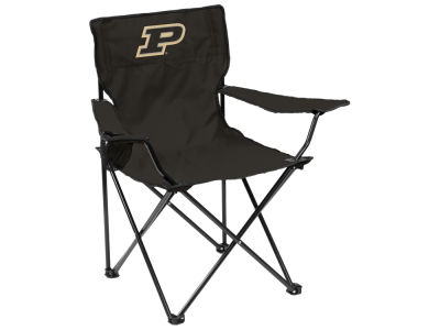 Purdue Boilermakers Logo Brands Quad Chair